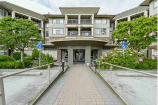 "Main Photo: 404 12248 224 Street in Maple Ridge: East Central Condo for sale in ""Urbano"" : MLS®# R2269882"