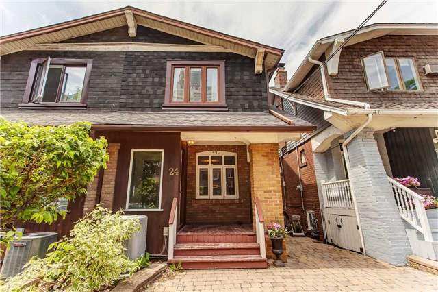 Main Photo: 24 Henning Avenue in Toronto: Yonge-Eglinton House (2-Storey) for sale (Toronto C03)  : MLS®# C4157491