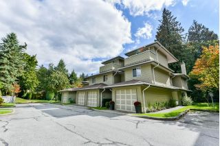 "Main Photo: 115 1386 LINCOLN Drive in Port Coquitlam: Oxford Heights Townhouse for sale in ""MOUNTAIN PARK VILLAGE"" : MLS®# R2309969"