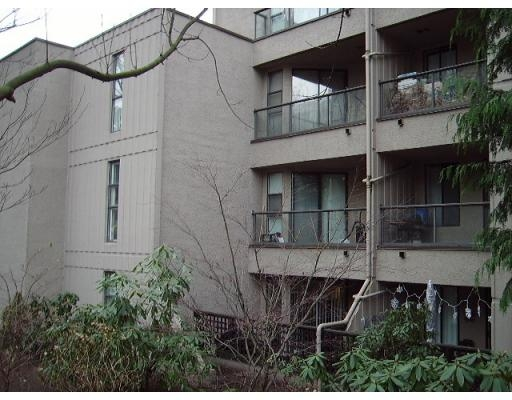 Main Photo: # 214 1080 PACIFIC ST in : West End VW Condo for sale : MLS® # V800197