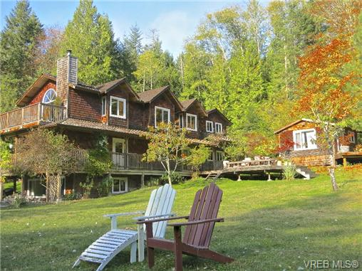Main Photo: 156 Quebec Drive in SALT SPRING ISLAND: GI Salt Spring Single Family Detached for sale (Gulf Islands)  : MLS® # 330545