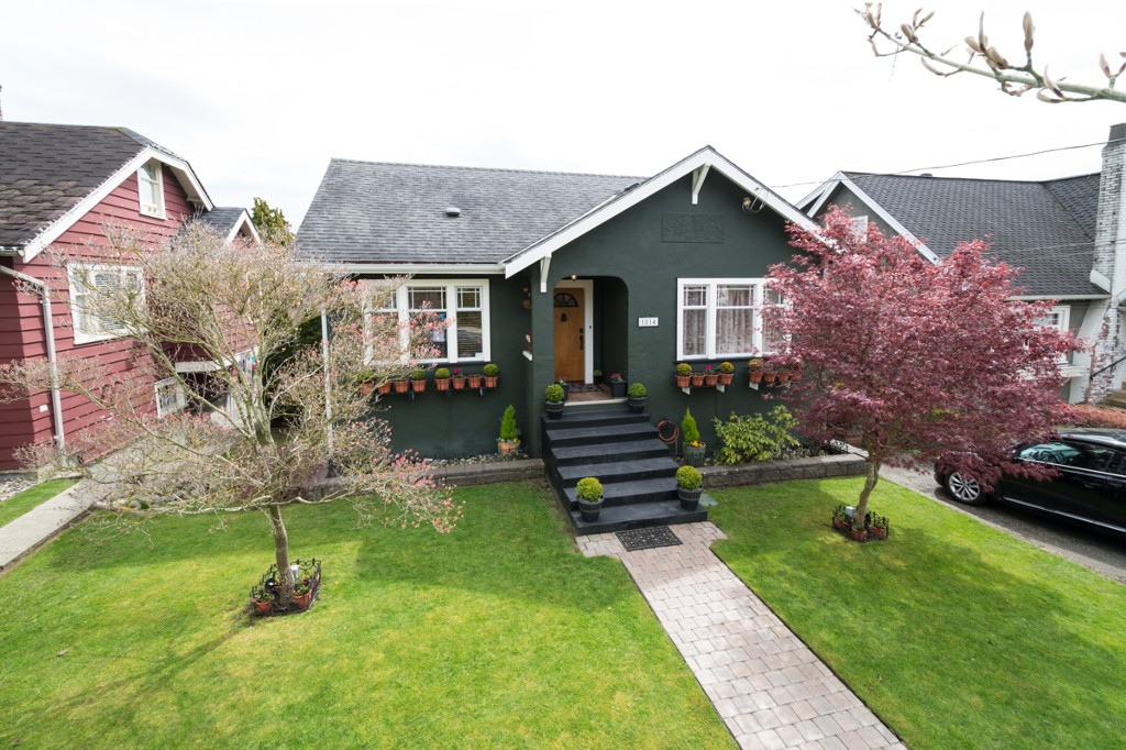 "Main Photo: 1814 EIGHTH Avenue in New Westminster: West End NW House for sale in ""WEST END"" : MLS® # V1059064"