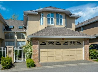 "Main Photo: 13 6211 W BOUNDARY Drive in Surrey: Panorama Ridge Townhouse for sale in ""LAKEWOOD HEIGHTS"" : MLS® # F1411794"