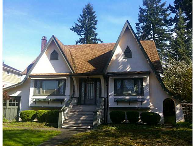 Main Photo: 3937 W 34TH Avenue in Vancouver: Dunbar House for sale (Vancouver West)  : MLS(r) # V1065827