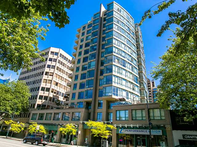"Main Photo: 501 1238 BURRARD Street in Vancouver: Downtown VW Condo for sale in ""ALTADENA"" (Vancouver West)  : MLS®# V1070141"