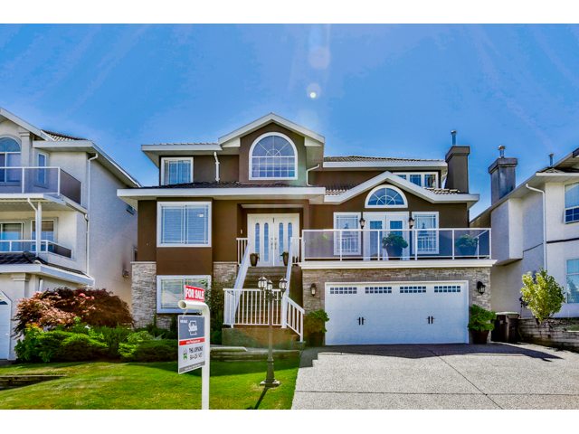 Main Photo: 1218 DEWAR Way in Port Coquitlam: Citadel PQ House for sale : MLS® # V1137461