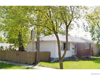 Main Photo: 1016 Rosemount Avenue in WINNIPEG: Manitoba Other Residential for sale : MLS® # 1523041