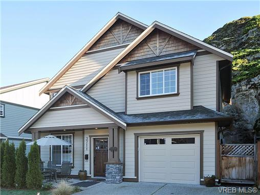 Main Photo: 3711 Cornus Court in VICTORIA: La Happy Valley Single Family Detached for sale (Langford)  : MLS® # 357998