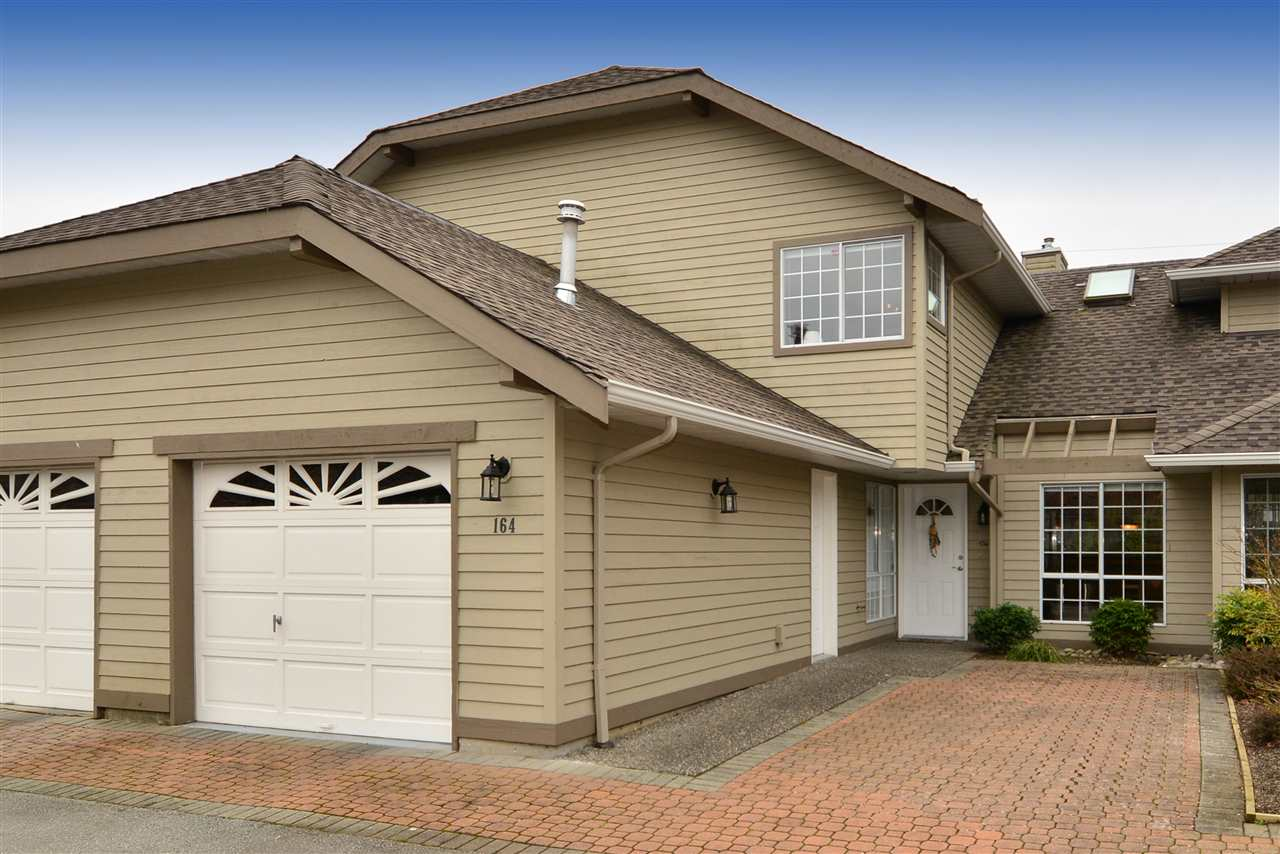 "Photo 2: 164 16275 15 Avenue in Surrey: King George Corridor Townhouse for sale in ""Sunrise Pointe"" (South Surrey White Rock)  : MLS® # R2039235"
