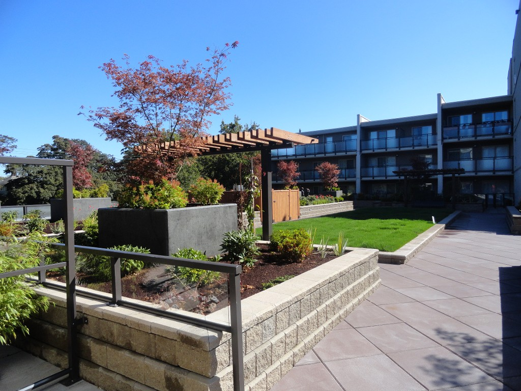 Photo 7: 202 1419 Stadacona Avenue in VICTORIA: Vi Fernwood Condo Apartment for sale (Victoria)  : MLS(r) # 362605