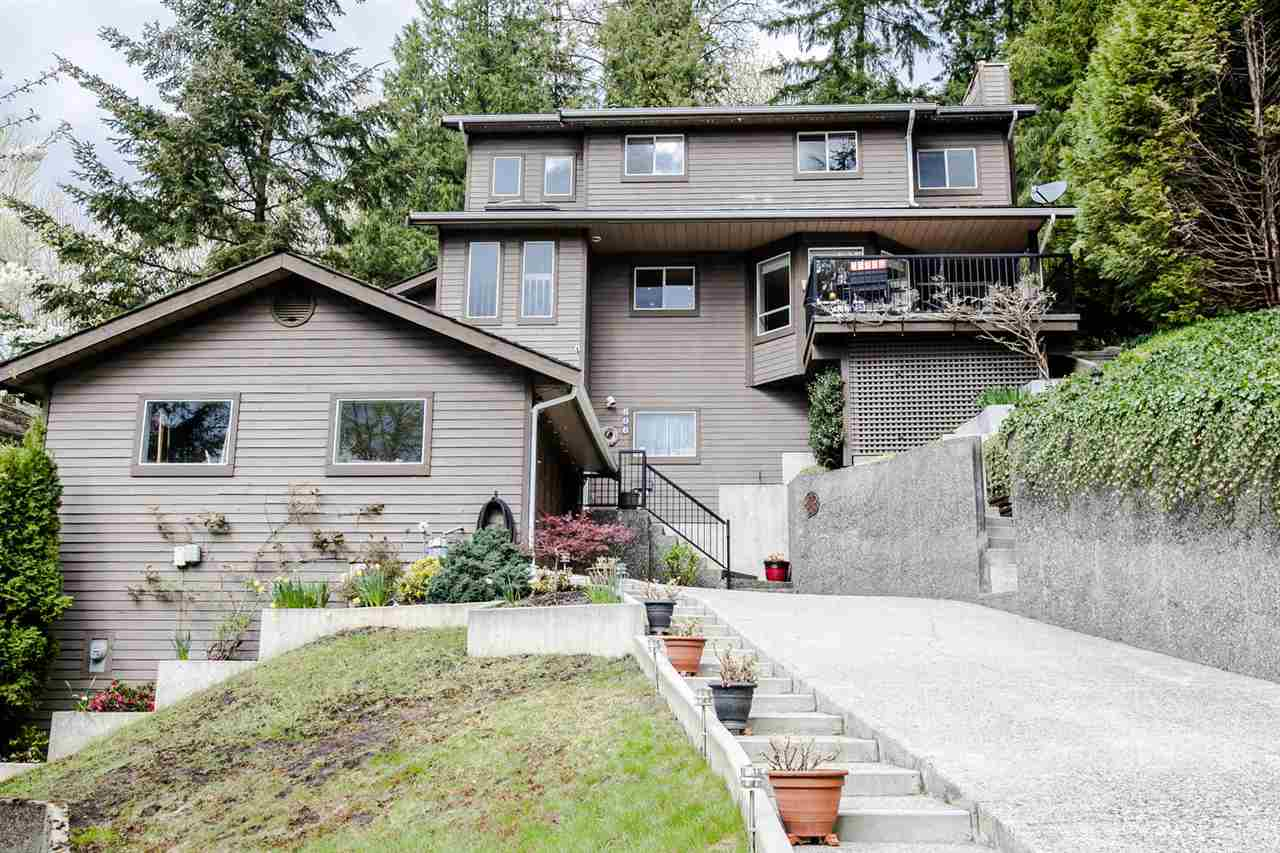 Main Photo: 606 THURSTON Terrace in Port Moody: North Shore Pt Moody House for sale : MLS® # R2053932