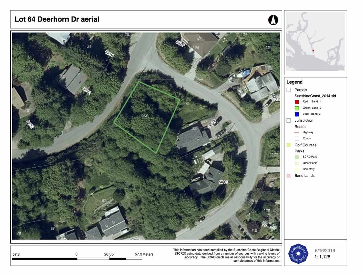 Main Photo: Lot 64 DEERHORN Drive in Sechelt: Sechelt District Home for sale (Sunshine Coast)  : MLS®# R2069664