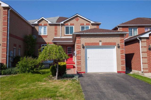 Main Photo: 86 White Tail Crest in Brampton: Fletcher's West House (2-Storey) for sale : MLS(r) # W3505595