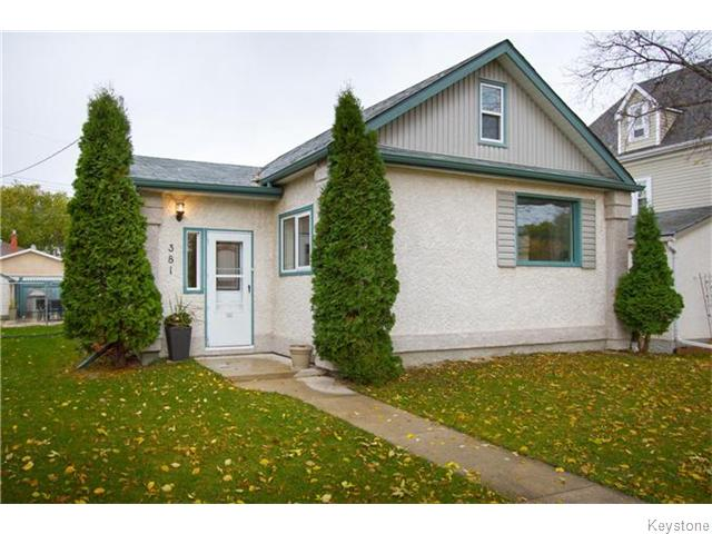 FEATURED LISTING: 381 Kingsbury Avenue Winnipeg