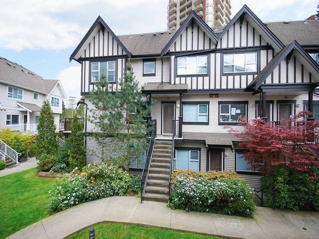 Main Photo: 5 730 FARROW STREET in : Coquitlam West Townhouse for sale : MLS® # R2056152