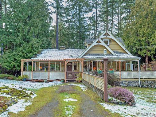 Main Photo: 4764 Cardsview Terrace in VICTORIA: Me Kangaroo Single Family Detached for sale (Metchosin)  : MLS® # 374911