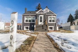 Main Photo: 9504 124A Avenue in Edmonton: Zone 05 House for sale : MLS(r) # E4056277