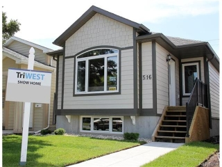 Main Photo: 516 Ferry Road in Winnipeg: St James Residential for sale (5E)  : MLS® # 1706723