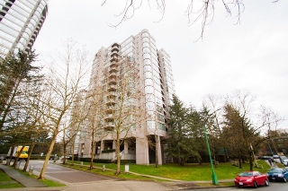 Main Photo: 901 9623 MANCHESTER Drive in Burnaby: Cariboo Condo for sale (Burnaby North)  : MLS(r) # R2154115