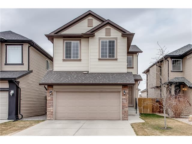 Main Photo: 16 CRANRIDGE Crescent SE in Calgary: Cranston House for sale : MLS® # C4110939