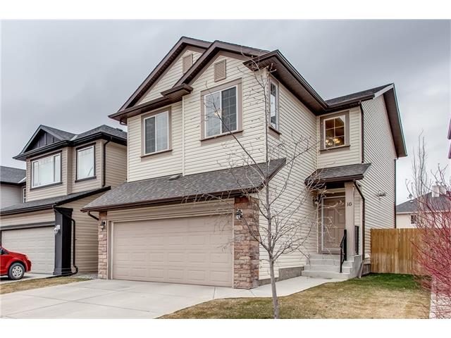 Photo 2: 16 CRANRIDGE Crescent SE in Calgary: Cranston House for sale : MLS® # C4110939