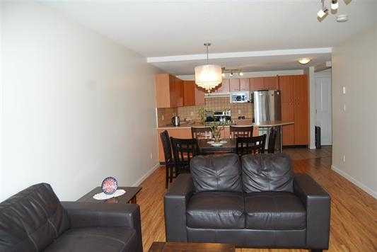 "Photo 3: A334 2099 LOUGHEED Highway in Port Coquitlam: Glenwood PQ Condo for sale in ""SHAUGHNESSY SQUARE"" : MLS(r) # R2173329"