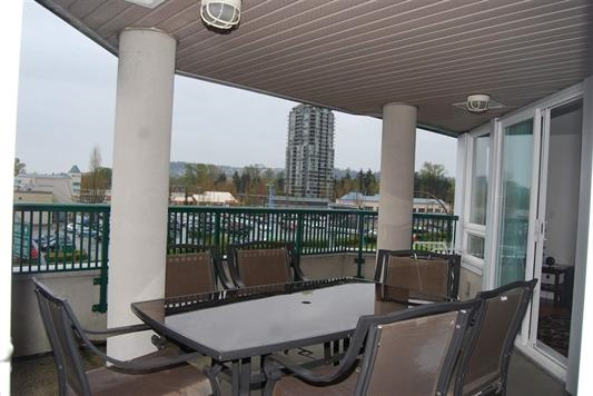 "Photo 1: A334 2099 LOUGHEED Highway in Port Coquitlam: Glenwood PQ Condo for sale in ""SHAUGHNESSY SQUARE"" : MLS(r) # R2173329"