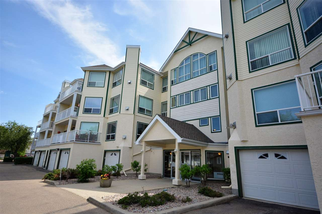 Main Photo: 408 10 IRONWOOD Point: St. Albert Condo for sale : MLS(r) # E4068248