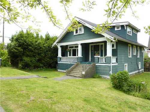Main Photo: 179 PENTICTON Street in Vancouver East: House for sale : MLS(r) # V833953