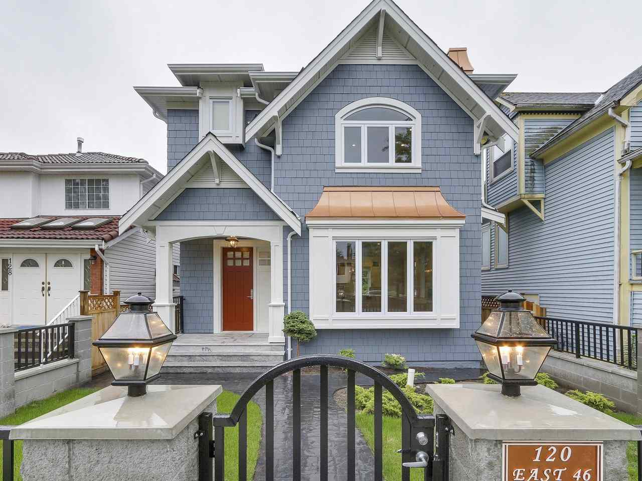 "Main Photo: 120 E 46TH Avenue in Vancouver: Main House for sale in ""MAIN"" (Vancouver East)  : MLS(r) # R2184416"