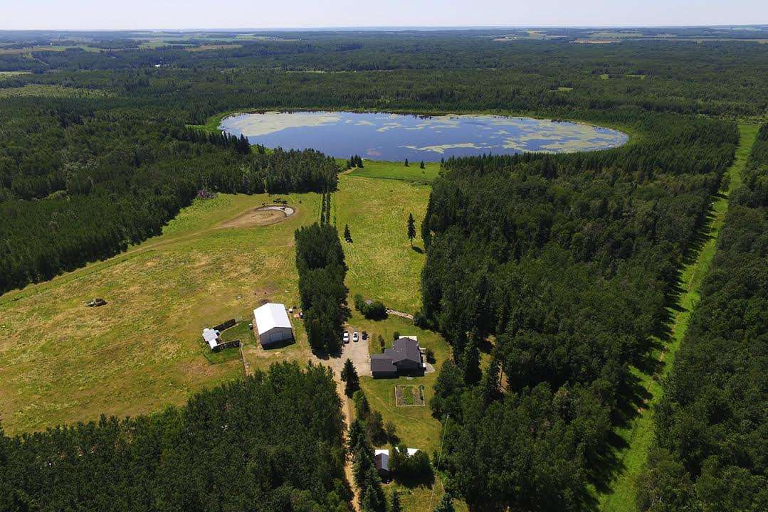 Main Photo: 274043 Twp 480: Rural Wetaskiwin County House for sale : MLS® # E4072507