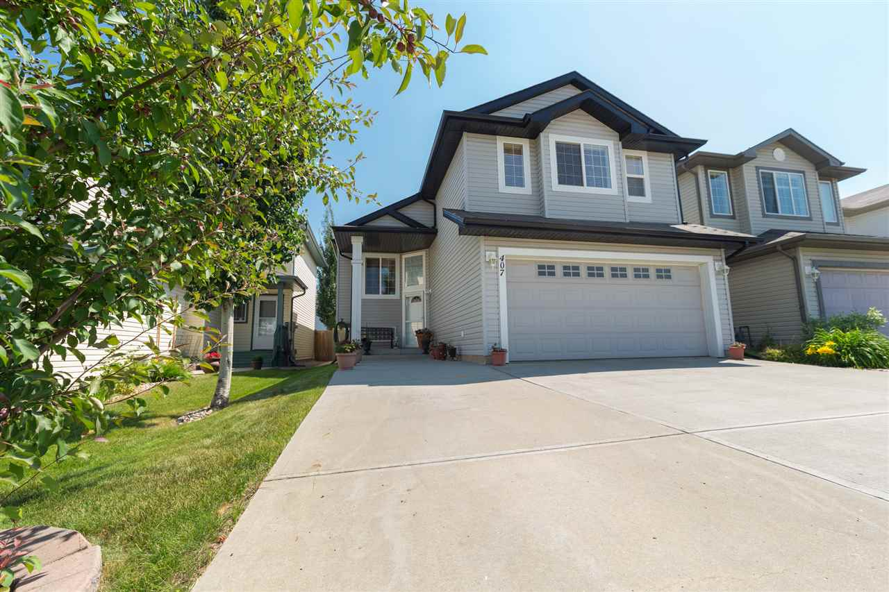 Main Photo: 407 85 Street in Edmonton: Zone 53 House for sale : MLS® # E4073679