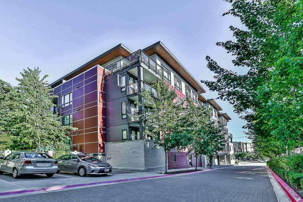 "Main Photo: 407 13925 FRASER Highway in Surrey: Whalley Condo for sale in ""VERVE"" (North Surrey)  : MLS®# R2191285"