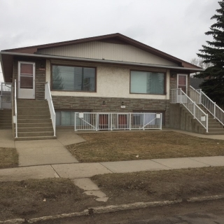 Main Photo: 7711 101 Avenue in Edmonton: Zone 19 House Duplex for sale : MLS® # E4075524