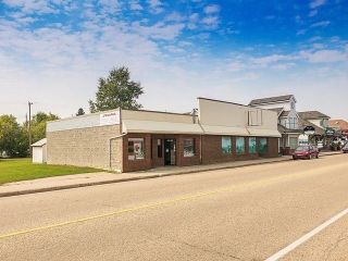 Main Photo: 4908 50 Street: Millet Office for sale : MLS® # E4084081