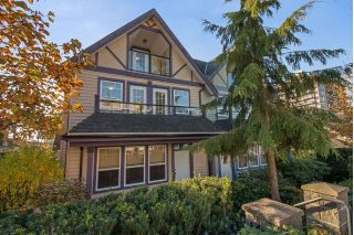 "Main Photo: 2 3838 ALBERT Street in Burnaby: Vancouver Heights Townhouse for sale in ""CENTURY HEIGHTS"" (Burnaby North)  : MLS®# R2219200"