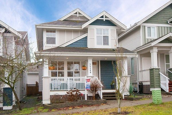 "Photo 1: Photos: 15148 61A Avenue in Surrey: Sullivan Station House for sale in ""Olivers Lane"" : MLS® # R2228810"