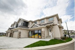 Main Photo:  in Edmonton: Zone 56 Townhouse for sale : MLS® # E4101175