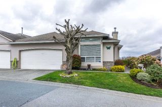 "Main Photo: 7 3902 LATIMER Street in Abbotsford: Abbotsford East Townhouse for sale in ""COUNTRYVIEW ESTATES"" : MLS®# R2253770"