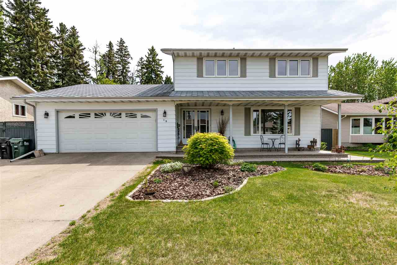 Main Photo: 19 Manchester Drive: Sherwood Park House for sale : MLS®# E4112792