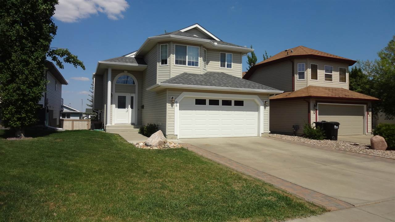 Main Photo: 98 Foxboro Landing: Sherwood Park House for sale : MLS®# E4112848