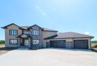 Main Photo: 69 26409 TWP RD 532A Road: Rural Parkland County House for sale : MLS®# E4115803