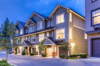 "Main Photo: 10 3470 HIGHLAND Drive in Coquitlam: Burke Mountain Townhouse for sale in ""BRIDLEWOOD"" : MLS®# R2307343"