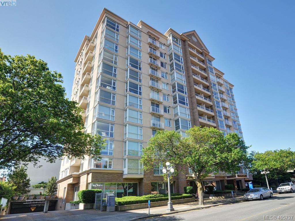 FEATURED LISTING: 709 - 835 View St VICTORIA