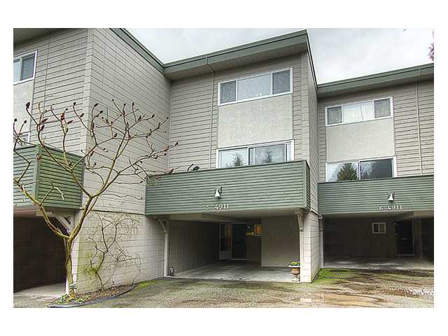Main Photo: 5 4911 57A Street in Ladner: Hawthorne Townhouse for sale : MLS®# V877354