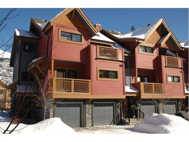 Main Photo: 120 80 Dyrgas Gate: Canmore Townhouse for sale : MLS(r) # C3502685