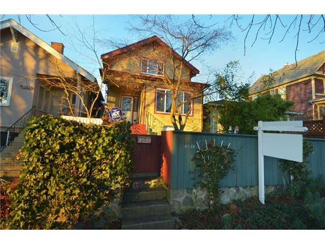 Main Photo: 2023 KITCHENER Street in Vancouver: Grandview VE House for sale (Vancouver East)  : MLS® # V924913