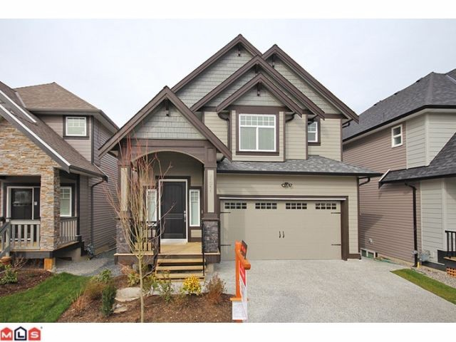 "Main Photo: 21051 80A AV in Langley: Willoughby Heights House for sale in ""Yorkson South"" : MLS®# F1205658"