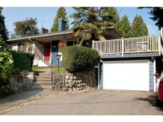 Main Photo: 1681 BRUNETTE Avenue in Coquitlam: Central Coquitlam House for sale : MLS® # V1030796