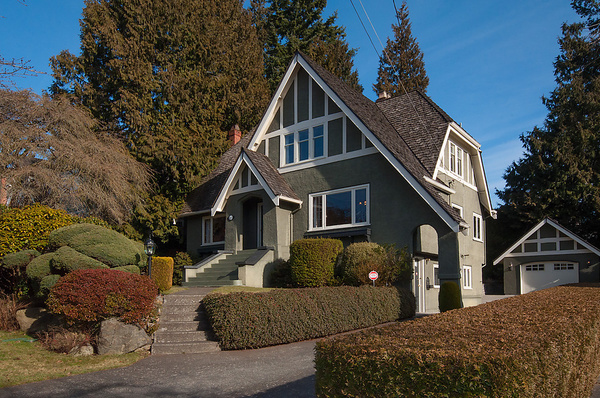 Main Photo: 5662 WALLACE ST in Vancouver: Dunbar House for sale (Vancouver West)  : MLS(r) # V1047442